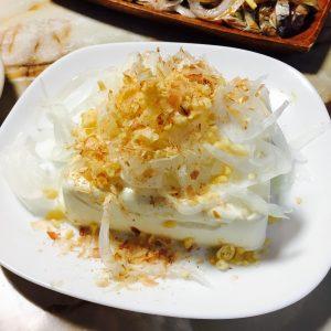 濃い甘豆腐